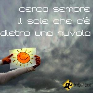 Cerca il sole