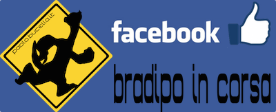 Bradipo in corsa Facebook
